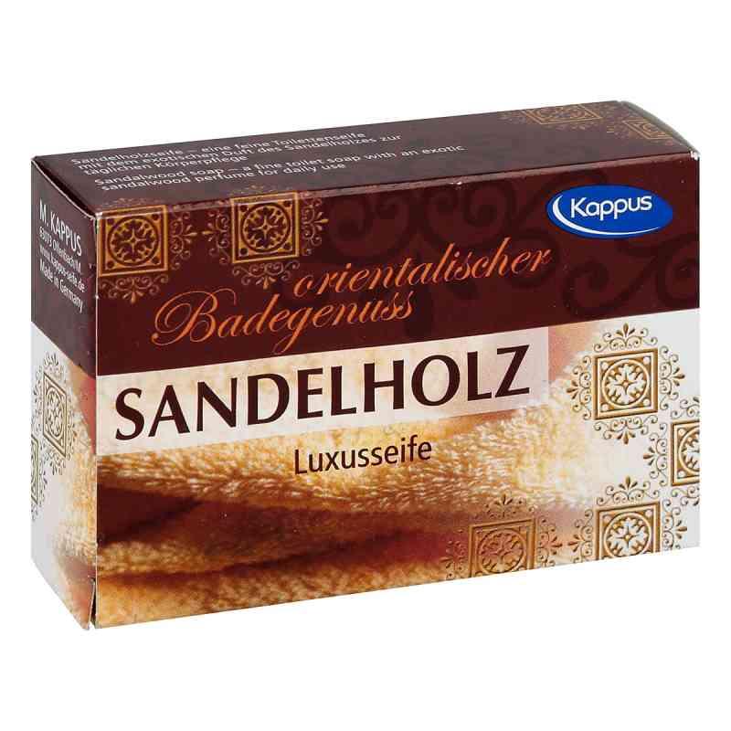 Kappus Sandelholz Luxusseife  bei juvalis.de bestellen