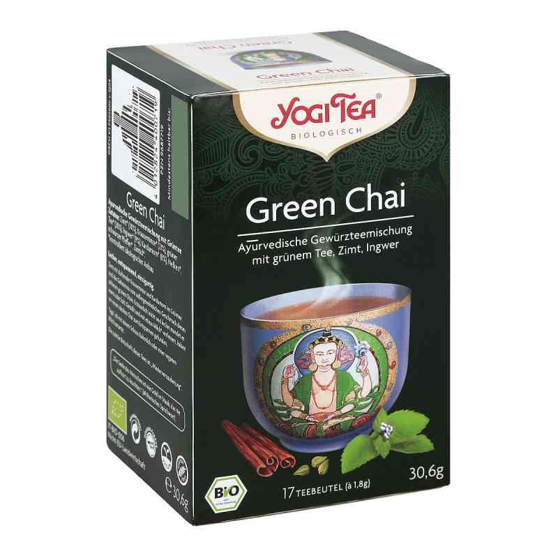 Yogi Tea Green Chai Bio Filterbeutel  bei juvalis.de bestellen
