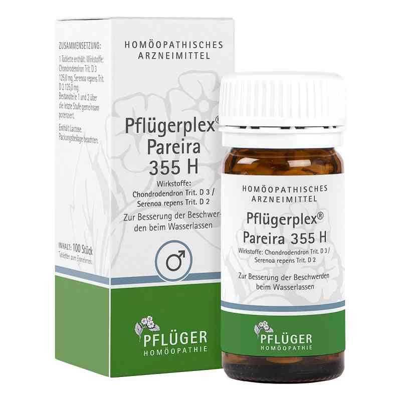 Pflügerplex Pareira 355 H Tabletten  bei juvalis.de bestellen