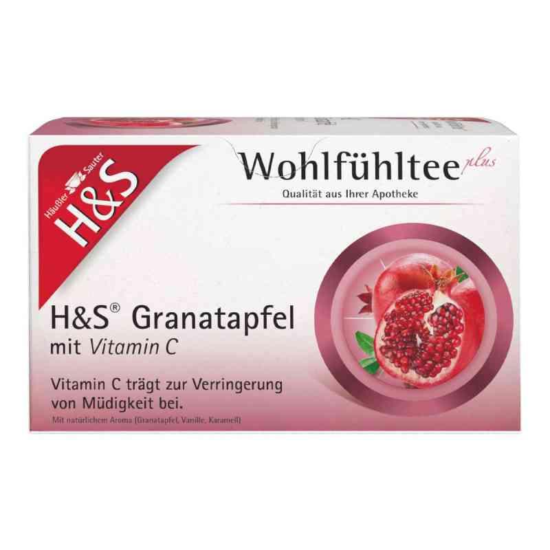 H&s Granatapfel Filterbeutel  bei juvalis.de bestellen