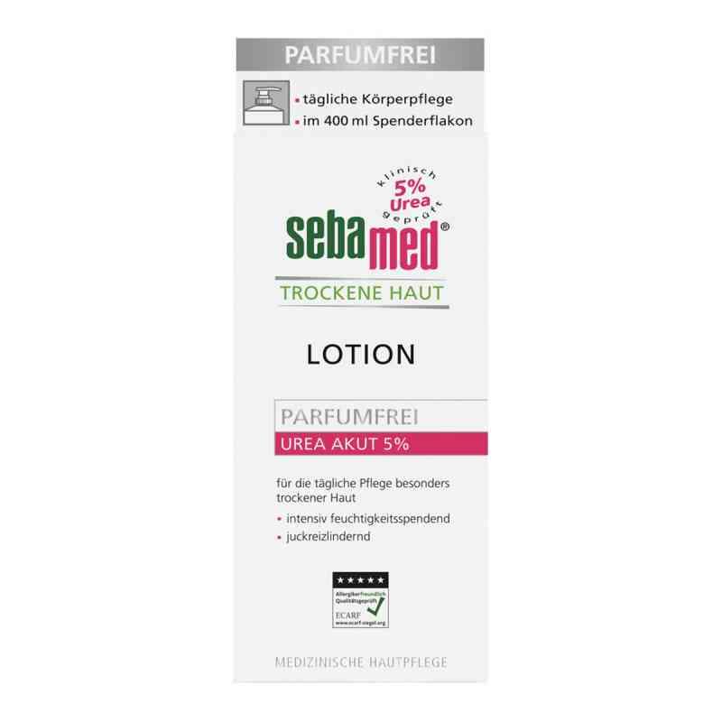 Sebamed Trockene Haut Parfumfrei Lotion Urea 5%  bei juvalis.de bestellen