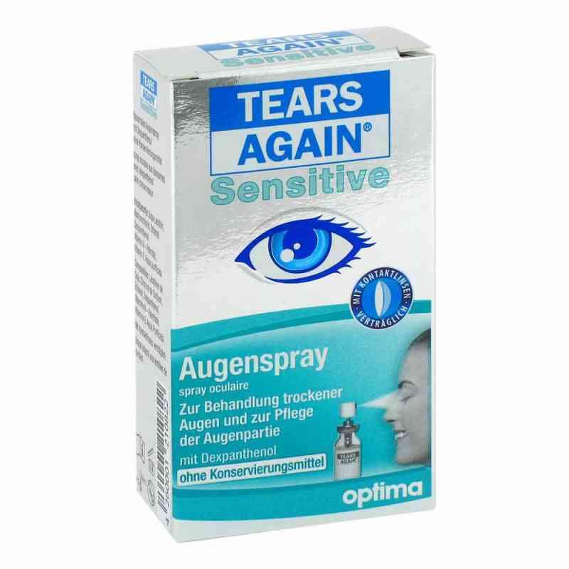 Tears Again Sensitive Augenspray  bei juvalis.de bestellen