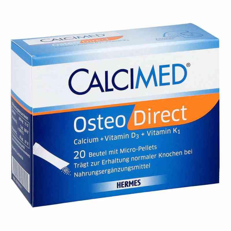 Calcimed Osteo Direct Micro-pellets  bei juvalis.de bestellen