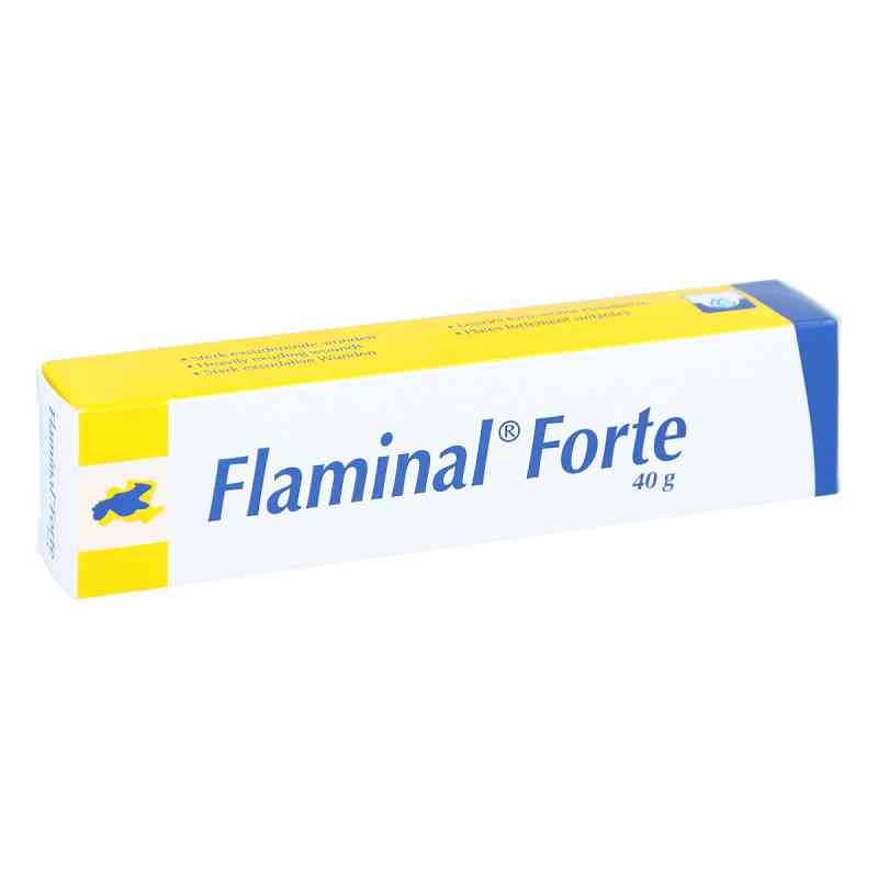 Flaminal Forte Enzym Alginogel  bei juvalis.de bestellen