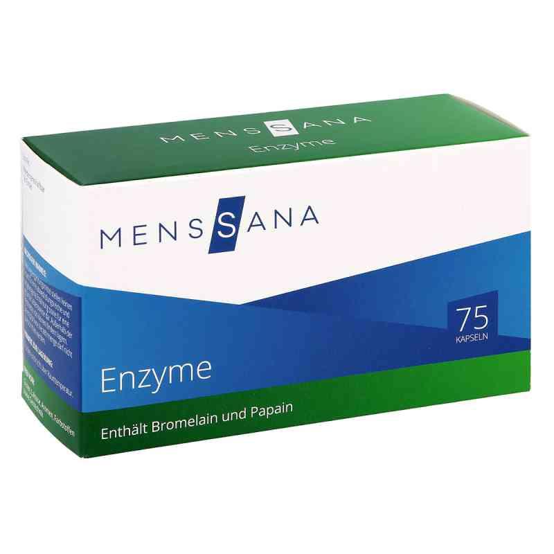 Enzyme Menssana Kapseln  bei juvalis.de bestellen