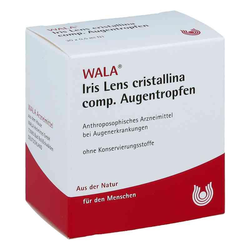 Iris Lens cristallina compositus  Augentropfen  bei juvalis.de bestellen