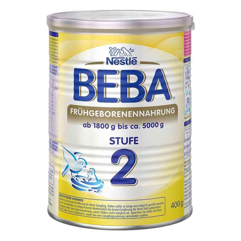 Nestle Beba Frühgeborenen Nahrung Stufe 2  bei juvalis.de bestellen