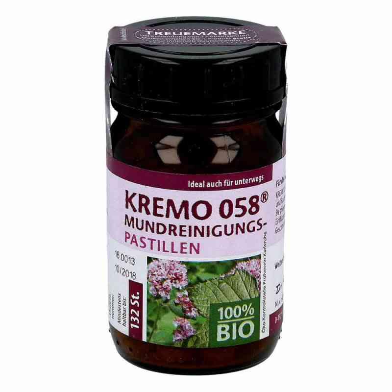 Kremo 058 Mundreinigungspastillen  bei juvalis.de bestellen