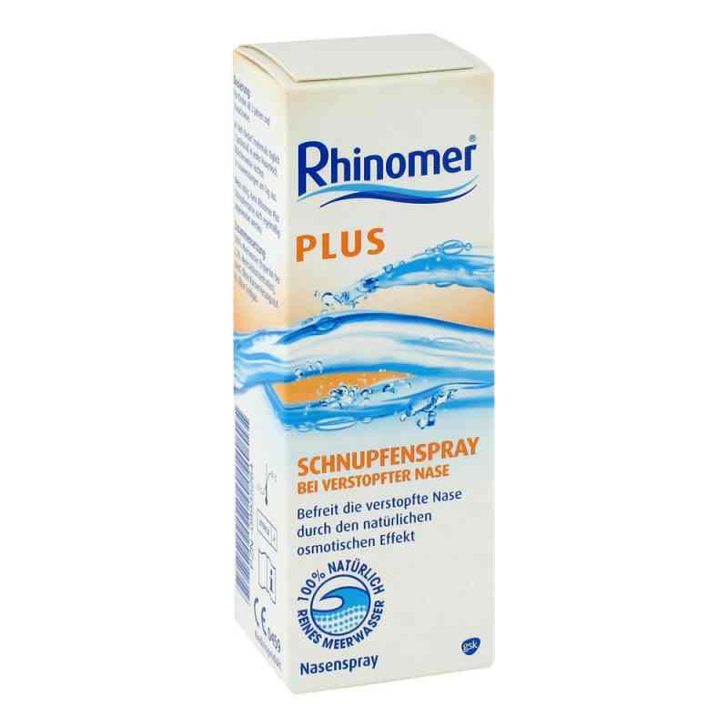 Rhinomer Plus Schnupfenspray  bei juvalis.de bestellen