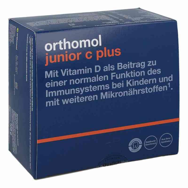Orthomol Junior C plus Kautablette (n) waldfrucht  bei juvalis.de bestellen