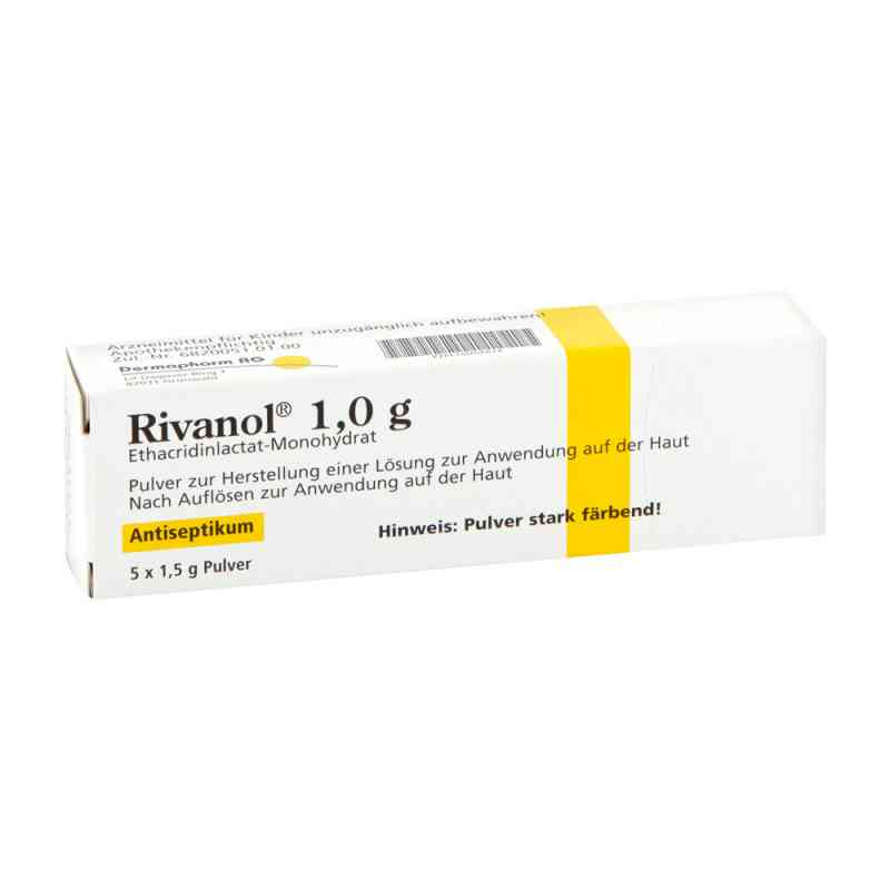 Rivanol 1,0g  bei juvalis.de bestellen