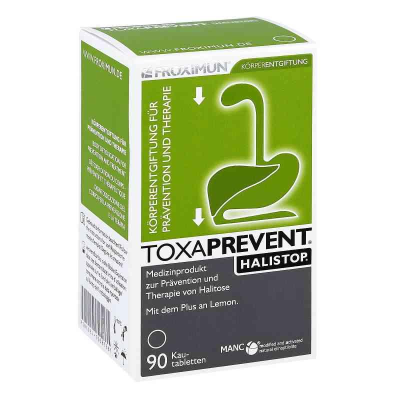 Froximun Toxaprevent Halistop Kautablette  bei juvalis.de bestellen