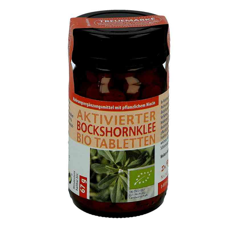 Bockshornklee aktiviert Tabletten  bei juvalis.de bestellen