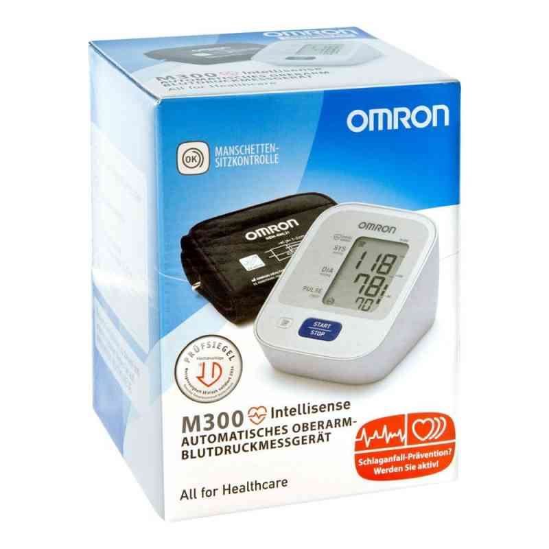 Omron M300 Oberarm Blutdruckmessgerät  bei juvalis.de bestellen