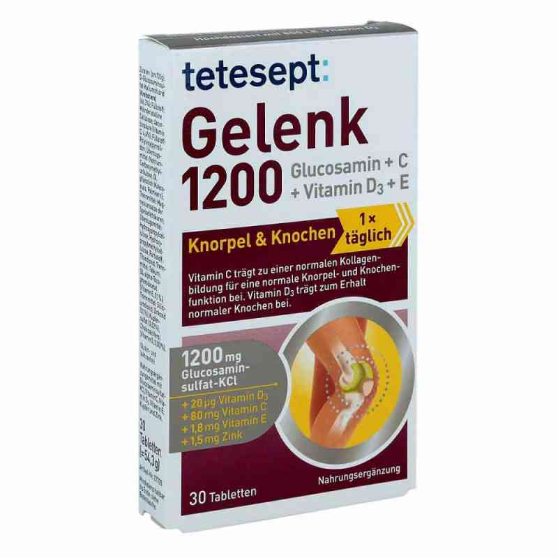 Tetesept Gelenk 1.200 Tabletten  bei juvalis.de bestellen