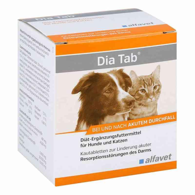 Dia Tab Kautabletten für Hunde und Katzen  bei juvalis.de bestellen