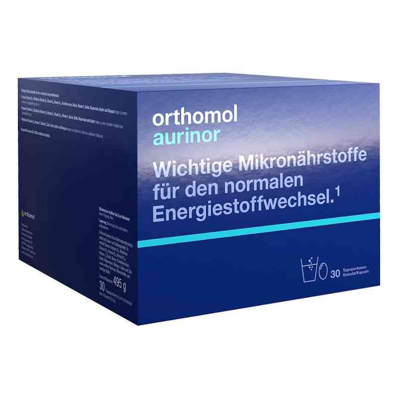 Orthomol aurinor Granulat  bei juvalis.de bestellen