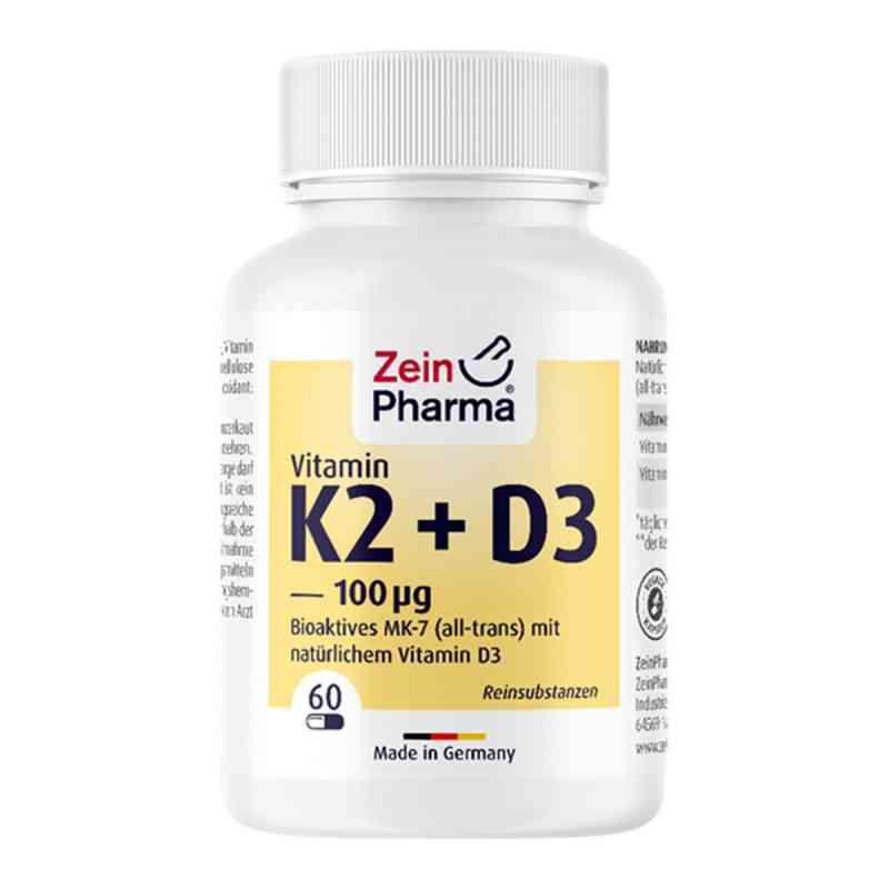 Vitamin K2 Menaq7 Kapseln  bei juvalis.de bestellen