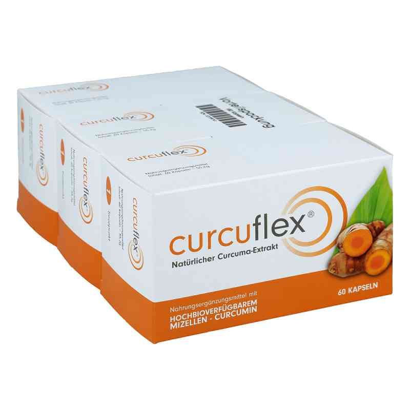 Curcuflex Weichkapseln  bei juvalis.de bestellen