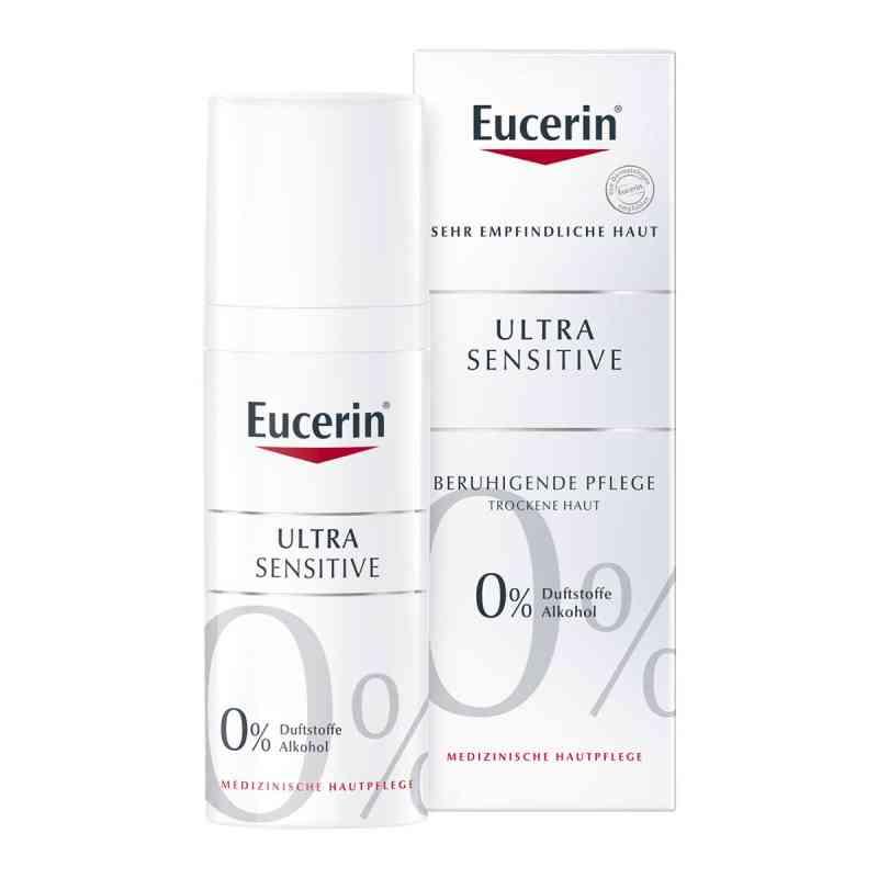 Eucerin Ultrasensitive für trockene Haut  bei juvalis.de bestellen