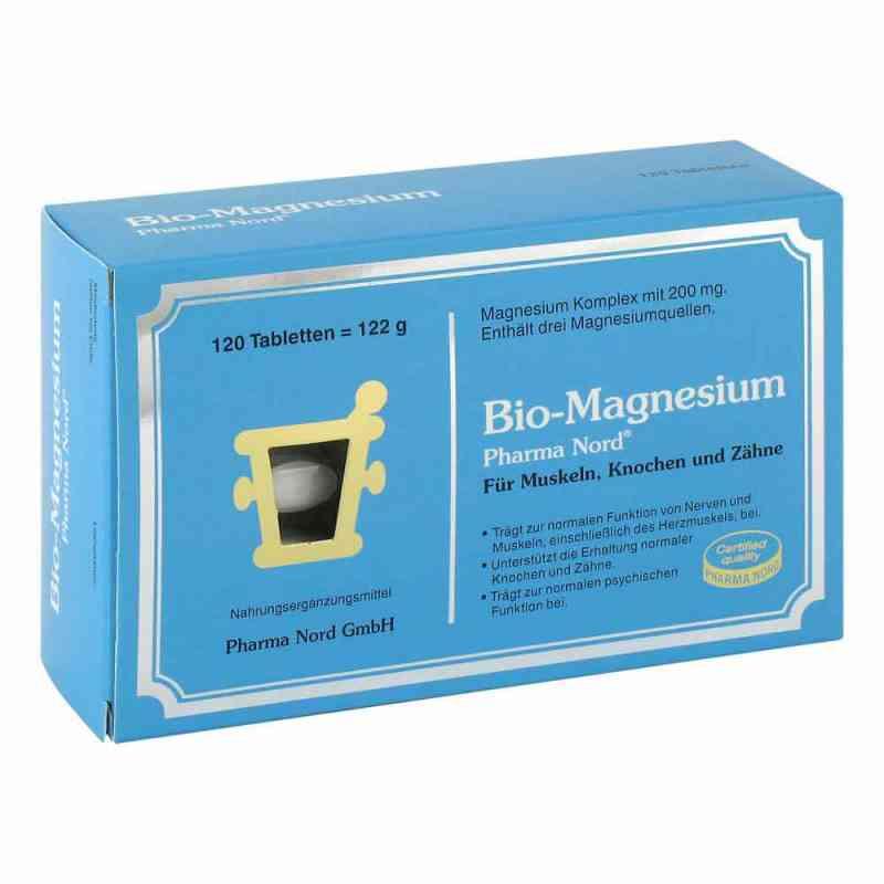 Bio Magnesium Pharma Nord Tabletten  bei juvalis.de bestellen