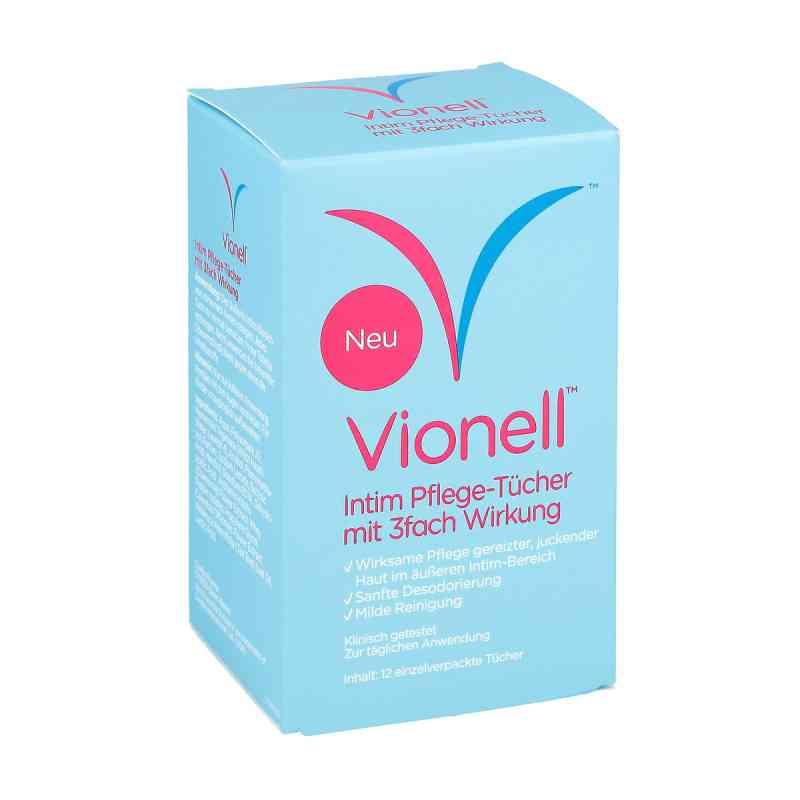 Vionell Intim Pflege-tücher  bei juvalis.de bestellen