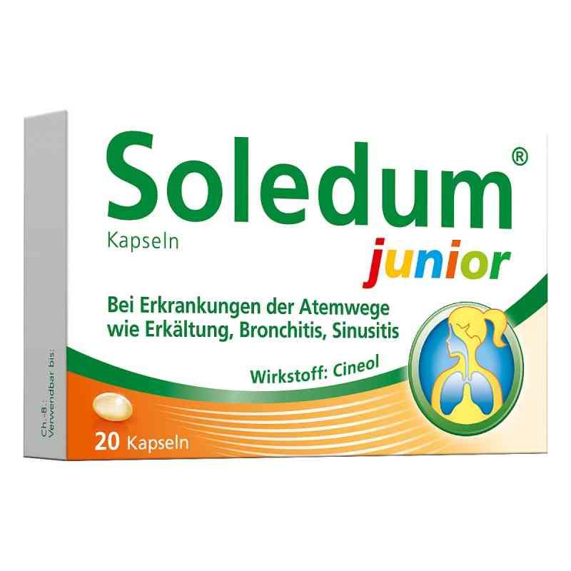 Soledum Kapseln junior 100mg  bei juvalis.de bestellen