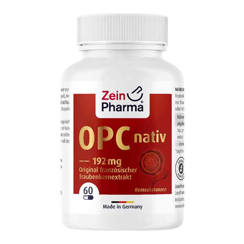 Opc nativ Kapseln 192 mg reines Opc  bei juvalis.de bestellen
