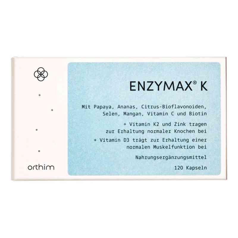 Enzymax K Kapseln  bei juvalis.de bestellen
