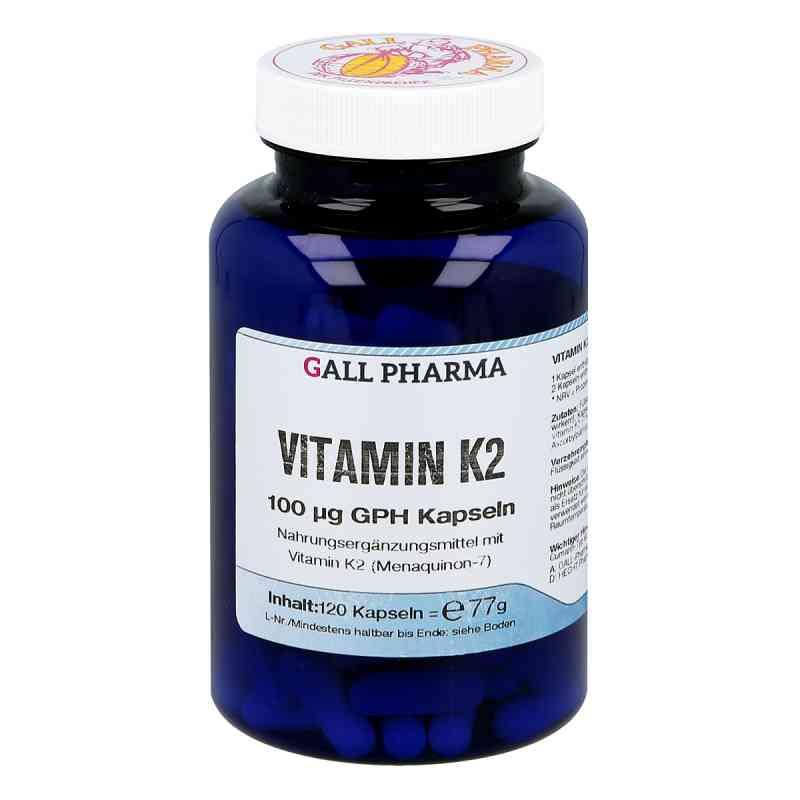 Vitamin K2 100 [my]g Gph Kapseln  bei juvalis.de bestellen