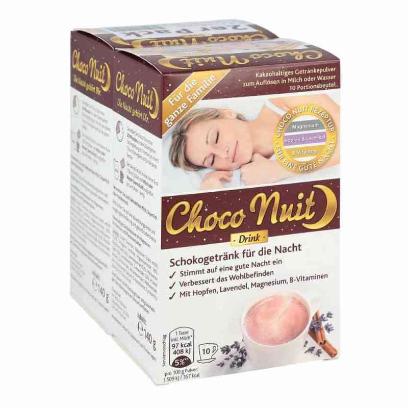 Choco Nuit Gute-nacht-schokogetränk Pulver  bei juvalis.de bestellen