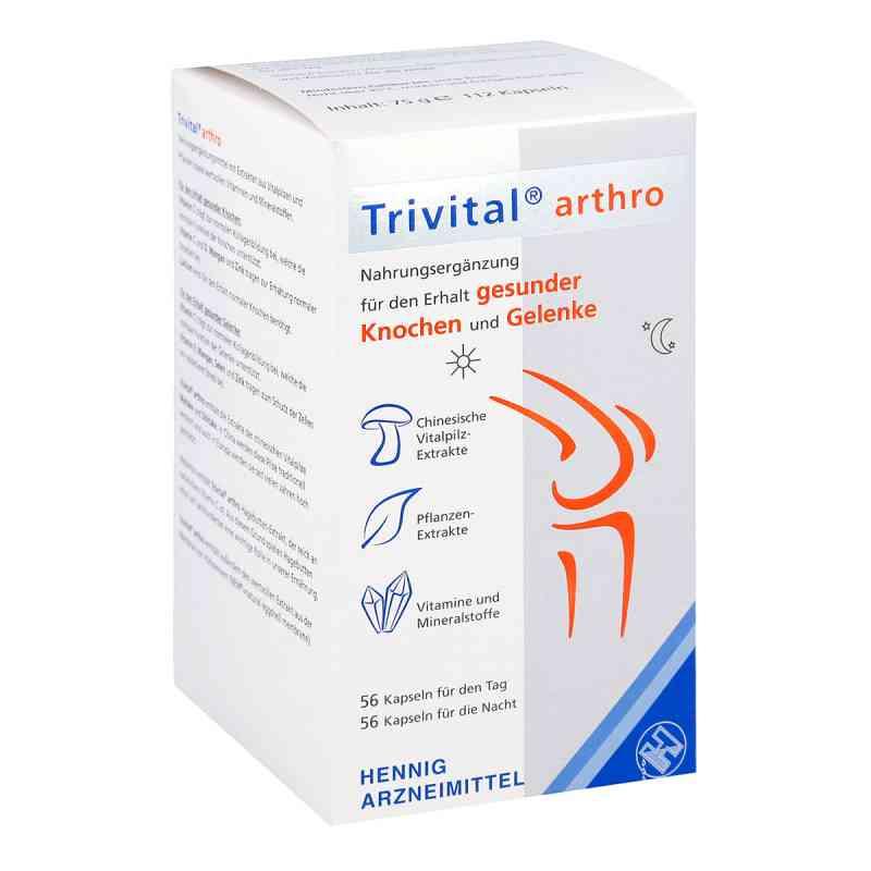 Trivital arthro Kapseln  bei juvalis.de bestellen