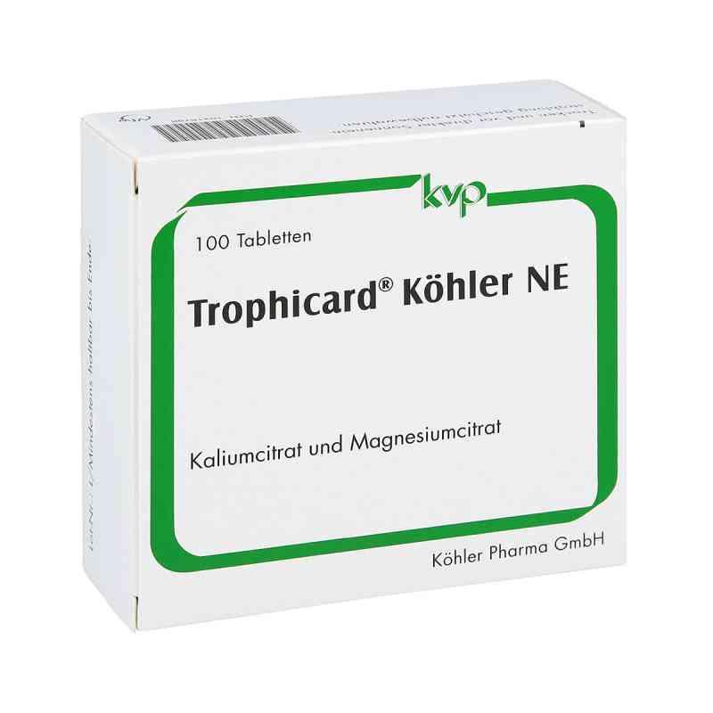 Trophicard Köhler Ne Tabletten  bei juvalis.de bestellen