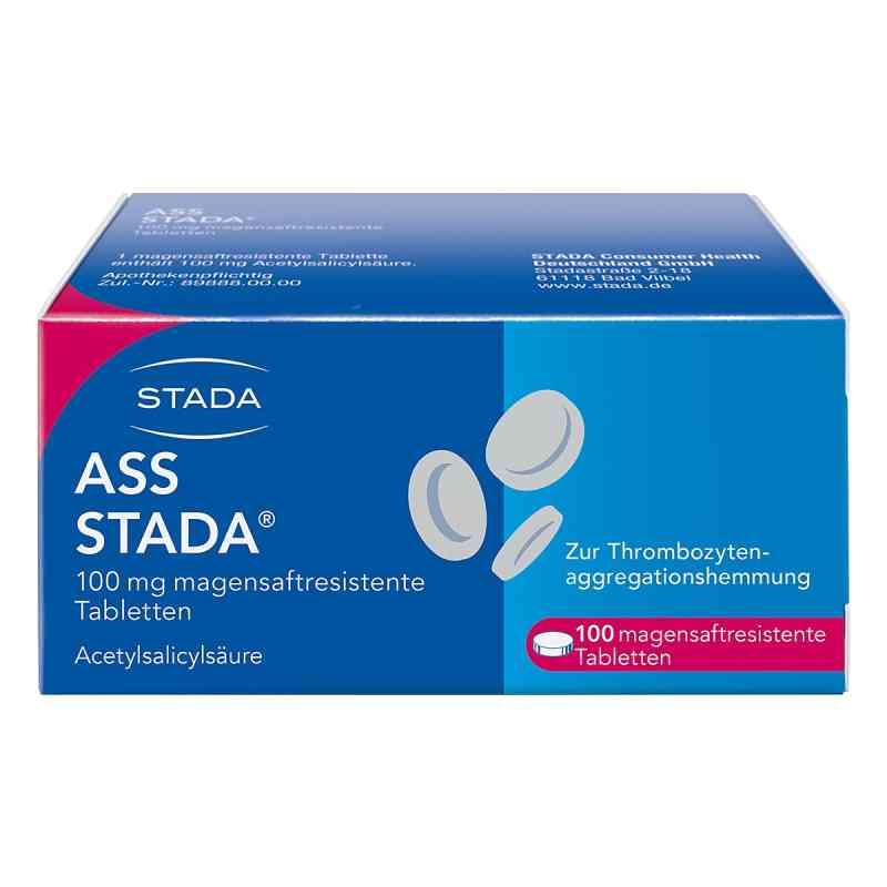 Ass Stada 100 mg magensaftresistente Tabletten  bei juvalis.de bestellen