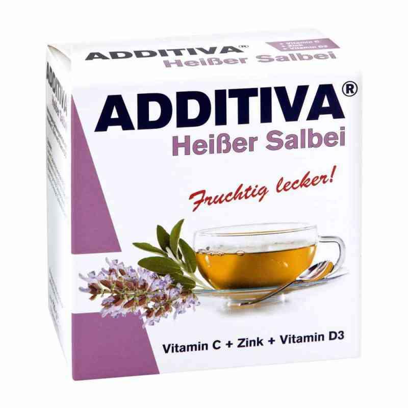 Additiva Heisser Salbei Pulver  bei juvalis.de bestellen