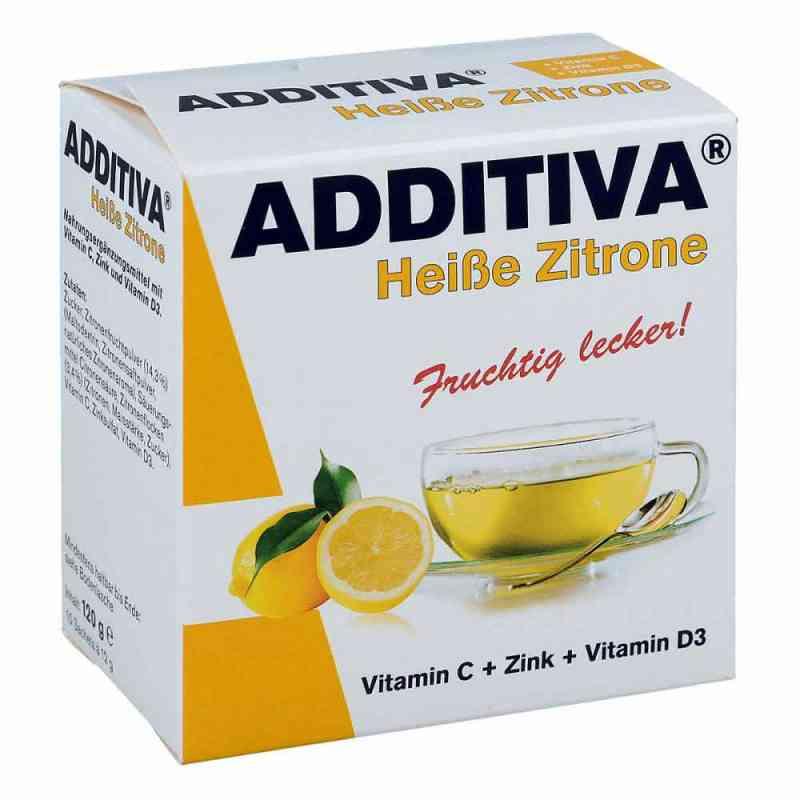 Additiva Heisse Zitrone Pulver  bei juvalis.de bestellen