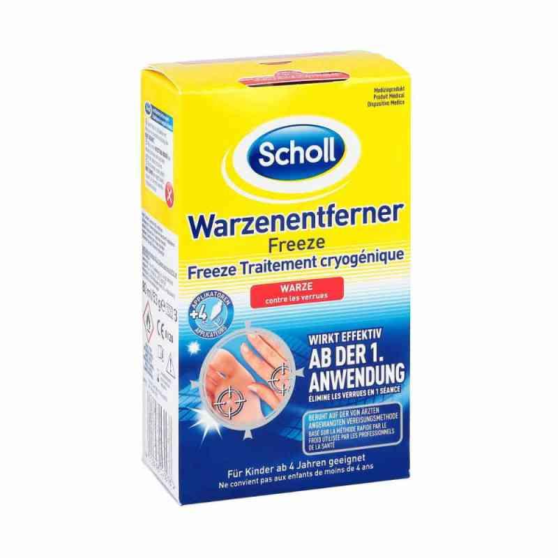 Scholl Warzenentferner Freeze  bei juvalis.de bestellen