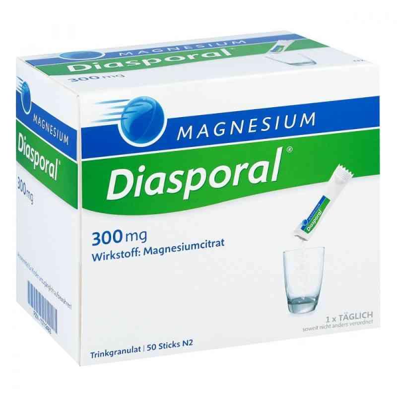 Magnesium Diasporal 300 mg Granulat zur, zum her.e.lsg.z.ein.  bei juvalis.de bestellen