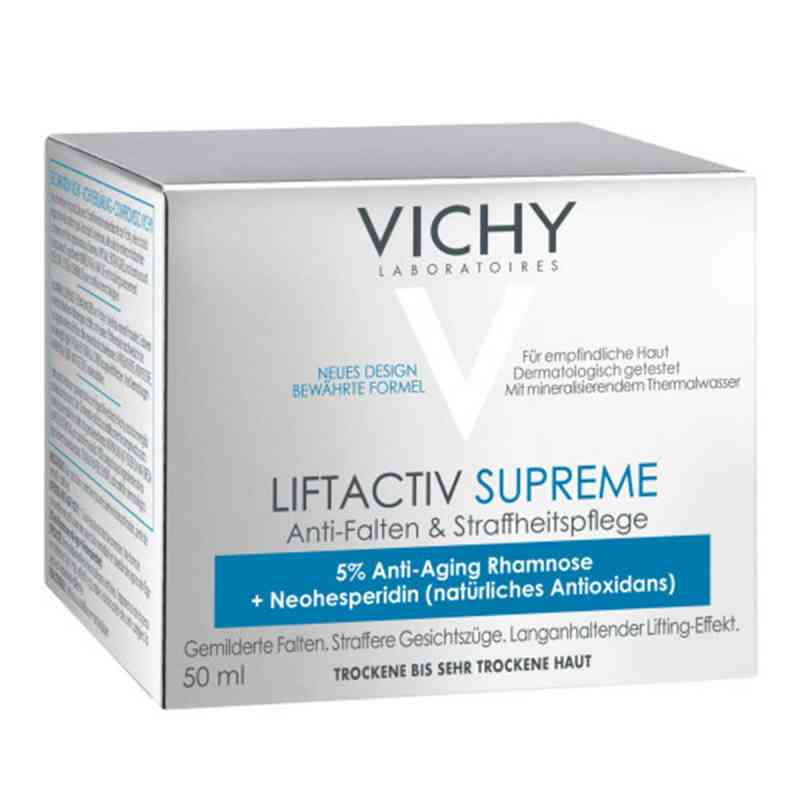 Vichy Liftactiv Supreme Tag trockene Haut Creme  bei juvalis.de bestellen