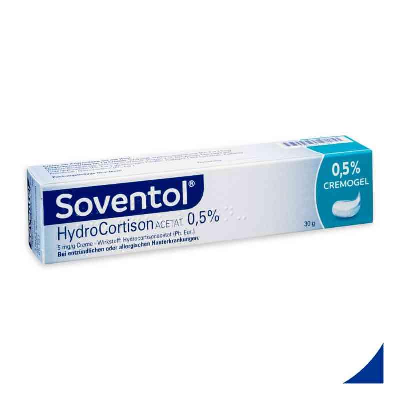 Soventol Hydrocortisonacetat 0,5%  bei juvalis.de bestellen