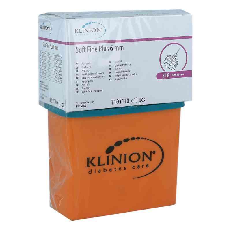 Soft Fine plus 0,25x6 mm 31g Kanüle Cpc  bei juvalis.de bestellen