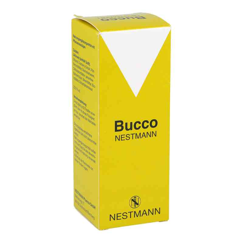 Bucco Nestmann Tropfen  bei juvalis.de bestellen