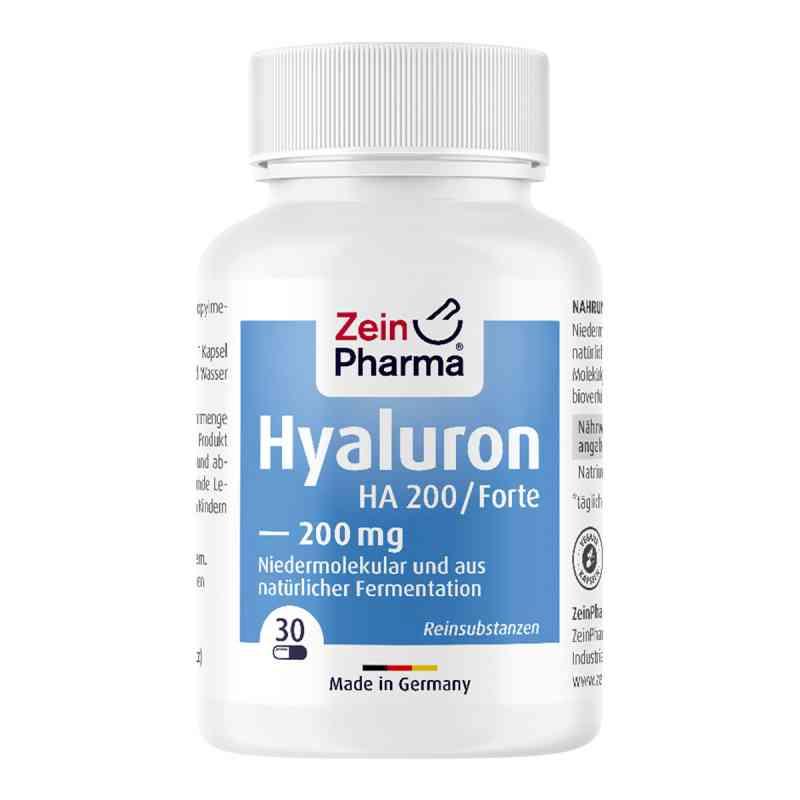 Hyaluron Forte Ha 200 Kapseln  bei juvalis.de bestellen