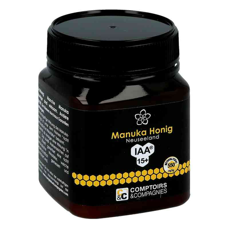 Manuka Honig Mgo 550  bei juvalis.de bestellen