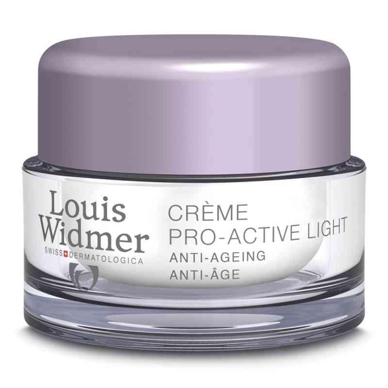 Widmer Creme Pro-active Light leicht parfümiert  bei juvalis.de bestellen