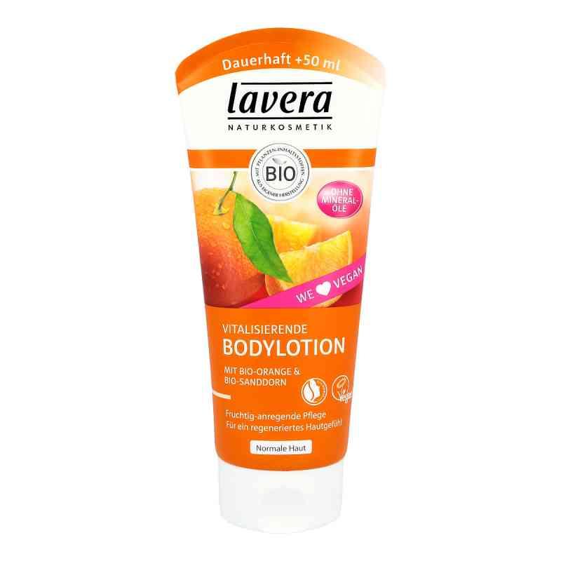 Lavera Bodylotion Bio-orange+bio-sanddorn  bei juvalis.de bestellen