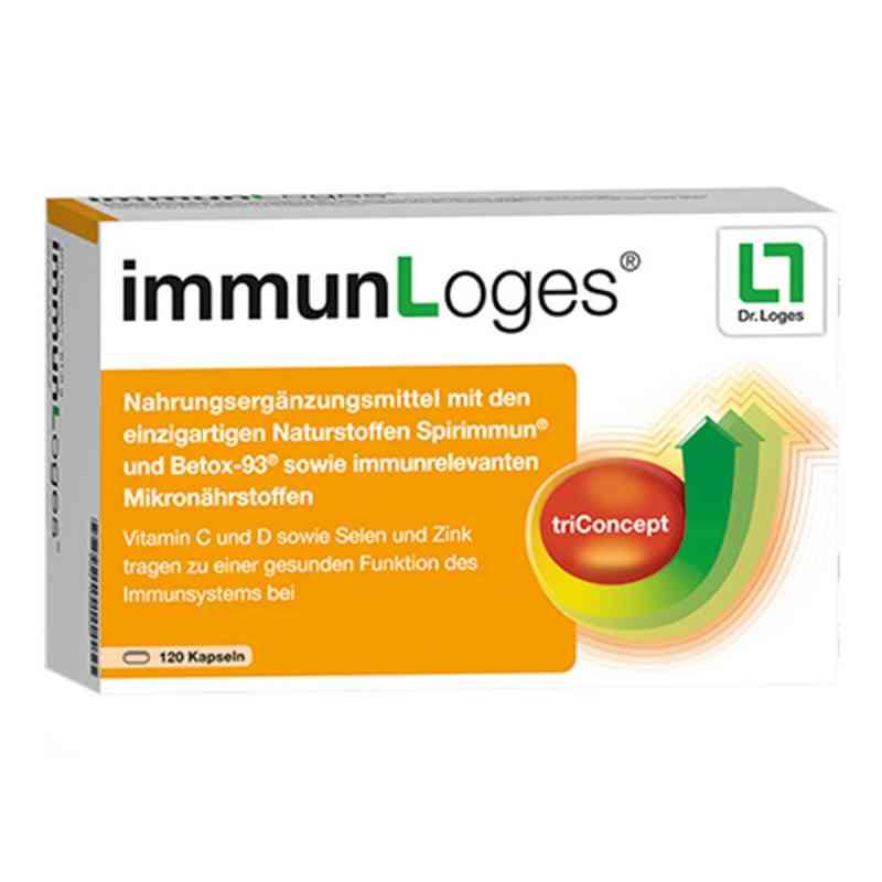 Immunloges Kapseln  bei juvalis.de bestellen