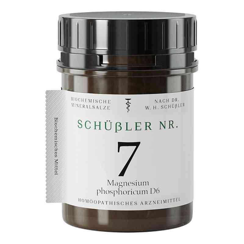 Schüssler Nummer 7  Magnesium phosphoricum D 6 Tabletten   bei juvalis.de bestellen