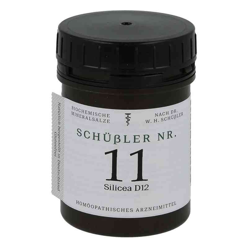 Schüssler Nummer 11  Silicea D 12 Tabletten  bei juvalis.de bestellen