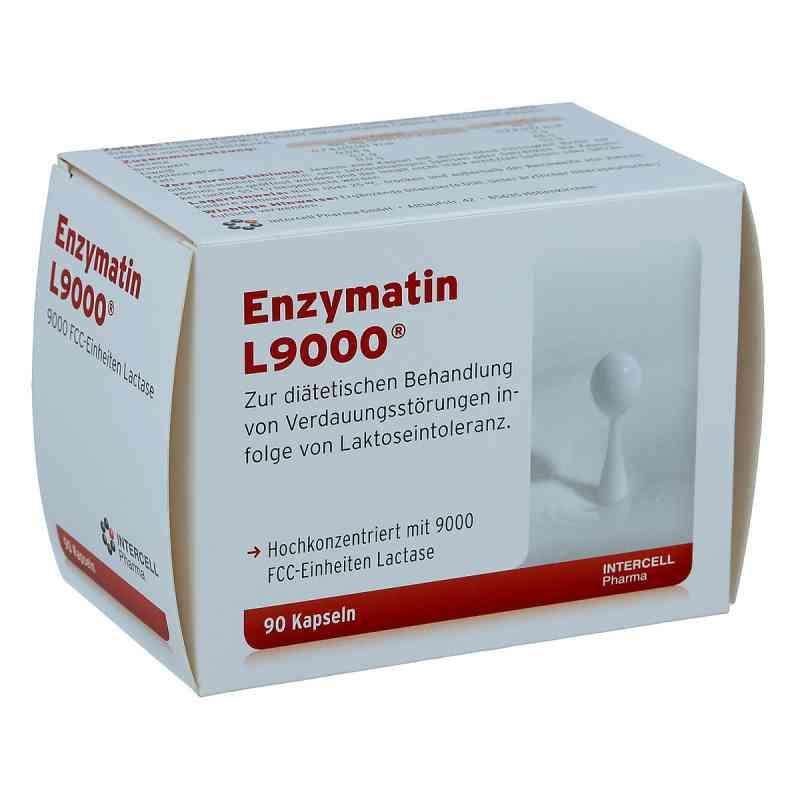 Enzymatin L 9000 Kapseln  bei juvalis.de bestellen